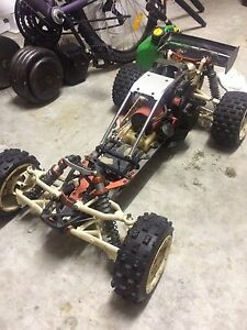 30.5 cc Baja roven 1/5 2stroke buggy . Belmont Lake Macquarie Area Preview