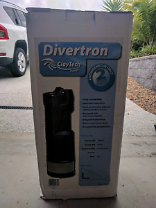 Divertron submersible water pump Upper Coomera Gold Coast North Preview