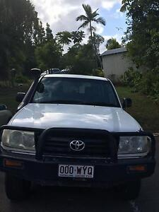 2006 Toyota LandCruiser Wagon Nambour Maroochydore Area Preview
