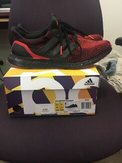 Adidas Ultra Boost 2.0 Solar Red (US11)