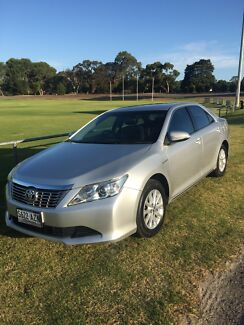 2013 Toyota Aurion AT-X GSV50R 4D Sedan V6 Excellent Condition North Plympton West Torrens Area Preview