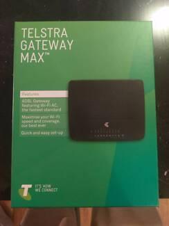 Telstra gateway max modem router