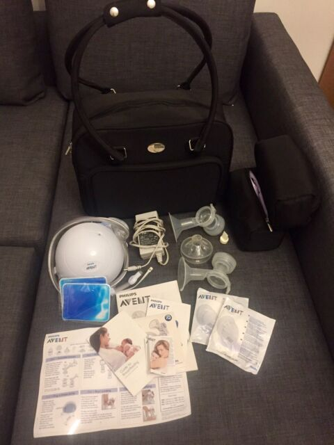 Avent by Phillips Double Electric Breast Pump. $50. Inglewood