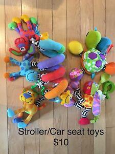 Stroller/Infant Carseat Toys