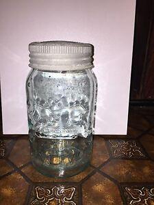 Blue tinted crown jars