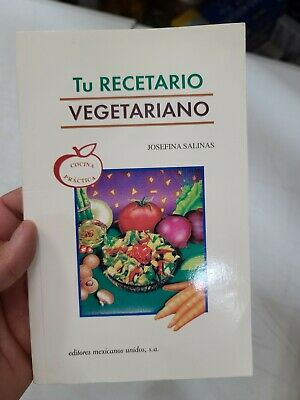 Tu Recetario Vegetariano Josefina Salinas