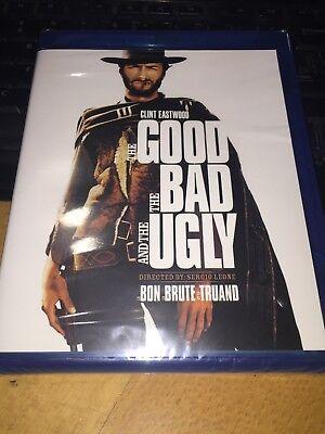 The Good  The Bad   The Ugly Blu Ray Movie  Brand New  Fast Ship Hmv 423 Hmv 71