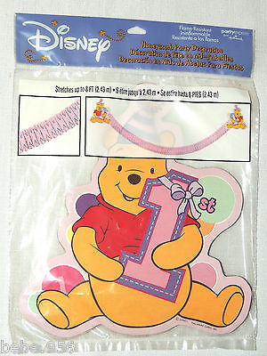 ~WINNIE THE POOH~ 1st BIRTHDAY 1- PAPER  HONEYCOMB DECORATION  PARTY SUPPLIES](Winnie The Pooh 1st Birthday)