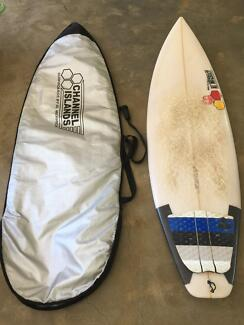 Channel Islands New flyer 5'8