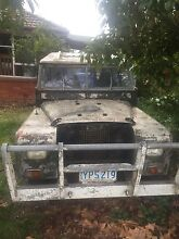 Land rover series 2 lwb wagon Dickson North Canberra Preview