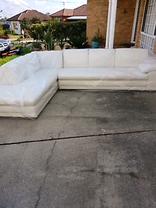 NEW MIA 3 SEATER LOUNGE WITH CORNER CHAISE Merrylands West Parramatta Area Preview