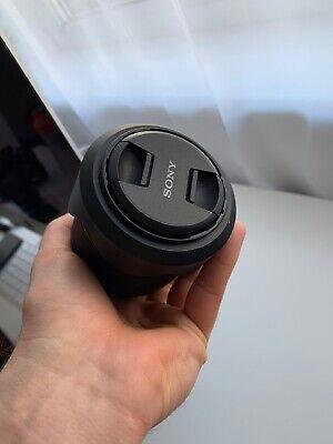Sony FE 28-70mm f3.5 – 5.6 OSS Zoom Lens With Caps And Hood (Full Frame)
