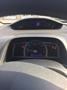 Honda Civic 2007 coupé manuelle