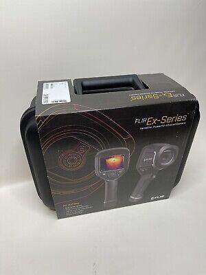 New Flir E6xt Thermal Imaging Infrared Ir Camera 240x180 Msx Extended Temp Range