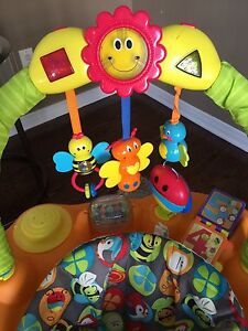 Evenflo baby exersaucer - like new condition