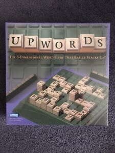 Upwords Board Game brand new in plastic.