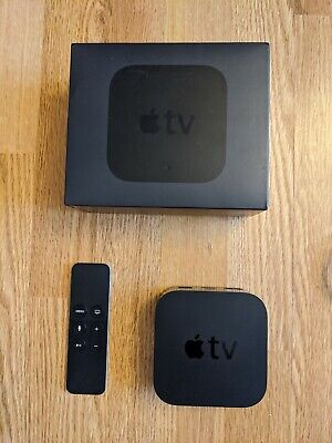 4th generation apple tv, 32GB. Excellent Condition