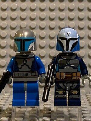 lego star wars mandalorian Katan - death watch custom Minifigures