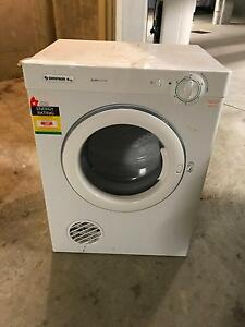 Fisher and Paykel washer and Simpson dryer Highgate Perth City Area Preview