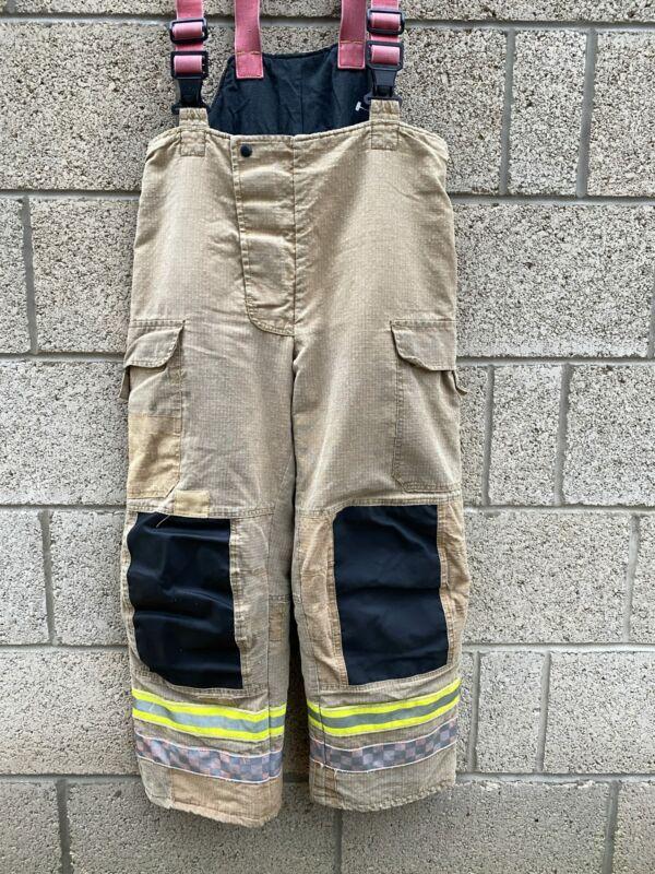 Ex Fire & Rescue Trousers Fire Service Firefighter Thermal Bristol Uniform Va...