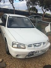 2000 Hyundai Accent Mannum Mid Murray Preview