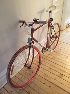 Gorgeous fixed-gear bike