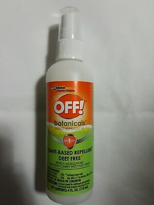 Botanicals Insect Repellent IV. Plant Based Repellent Deet (Based Insect Repellent)