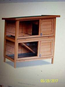 RABBIT HUTCH (Brand new). Young Young Area Preview