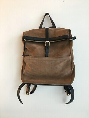 Mismo Express Suede Backpack