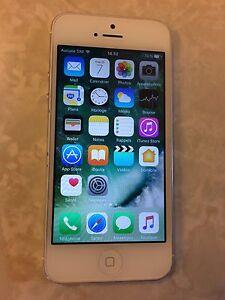 Iphone 5 64gb avec Telus