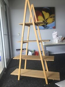 Kmart A Frame Bookshelf