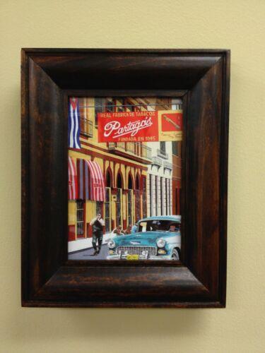 Old Partagas Factory, Havana, Cuba Framed Card Print, 8 x 10