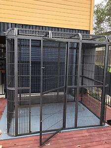 Large parrot Aviary Archerfield Brisbane South West Preview