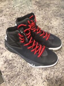Sz 7 Under Armour Basketball shoes