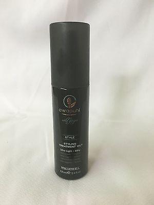 Paul Mitchell Awapuhi Wild Ginger Styling Treatment oil 3.4oz