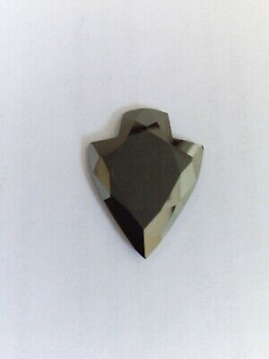 jewelry pendent stone 18.20 ct loose diamond black moissanite best price