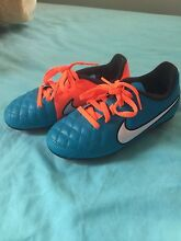 Boys Nike footy boots Sawtell Coffs Harbour City Preview