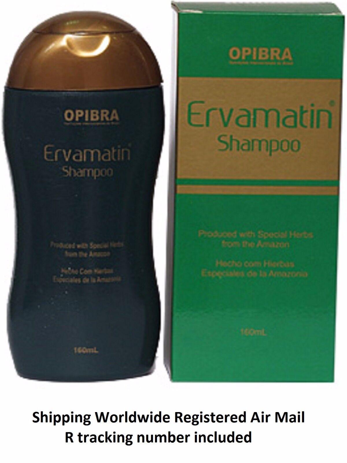 Ean 7897359400055 Product Image For Ervamatin Shampoo 160ml Šampon