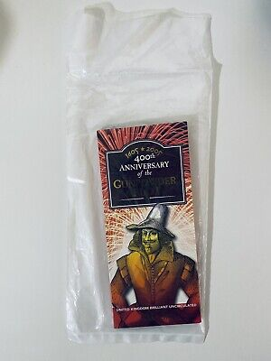 2005 Guy Fawkes Gunpowder Plot £2 Coin Two Pound BU Royal Mint Pack Sealed