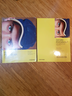 Oxford Psychology VCE Units 1 + 2 Textbook and Workbook