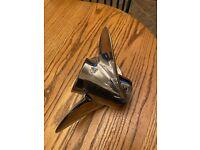 Mercury Propeller Stainless