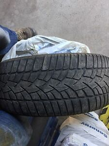 4 Winter Tires for Sale (235-45-R17)