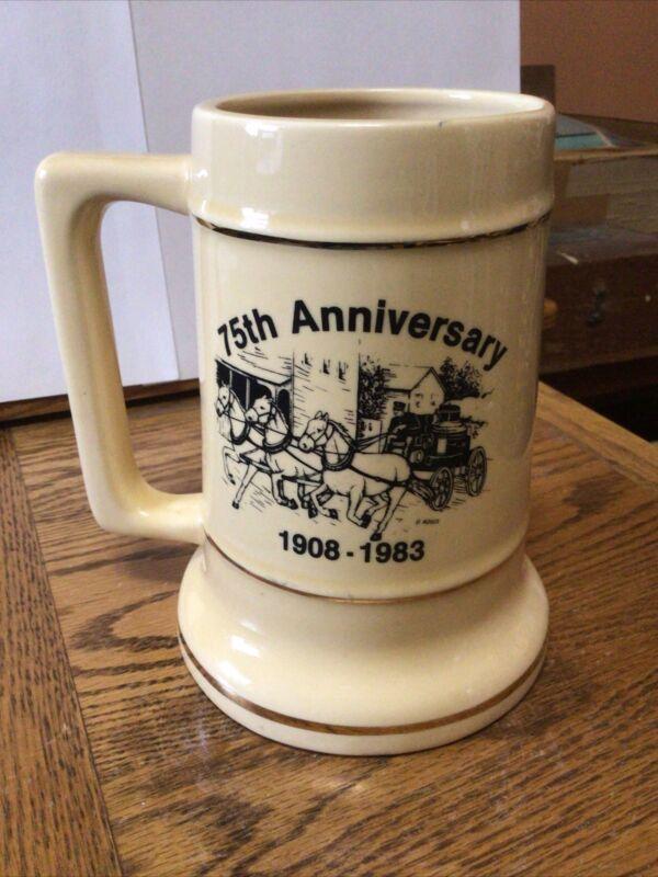 1983 Keasbey Fire Department,N.J.,75th Anniversary Mug