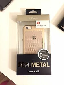 Brand new iphone 6/6s metal case