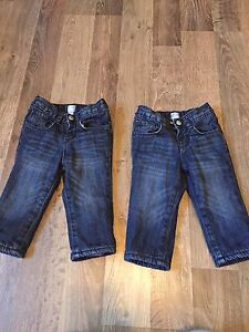Baby GAP Fleece Lined Jeans