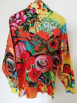 VERSACE VERSUS vintage rare 100% cotton shirt size 50