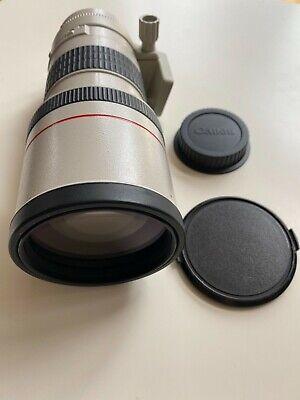 Good Condition! Canon 300 mm F/4 L USM Telephoto AF Lens for EOS EF Mount