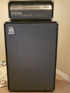 Ampeg V2 guitar amp