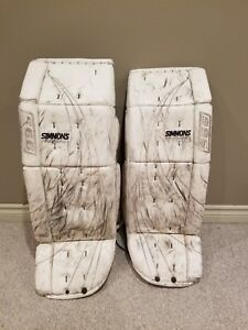 Simmons Goalie Pads 32+2""