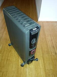 Delonghi - Electric Oil Heater with Timer Meadowbank Ryde Area Preview